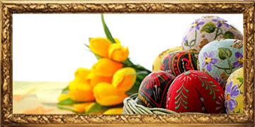 Velikonoční menu