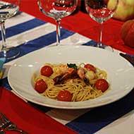 spaghetti all Gamberi