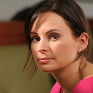 actress Jitka Čvančarová