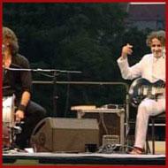 Sen Letní Noci 2010 – Goran Bregović – host Karel Gott / Summer Night's Dream 2010 – Goran Bregović – guest Karel Gott
